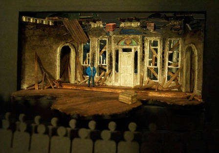 The Whipping Man S D Logan Reagan Scenic Design